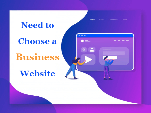 Need to Choose a Business Website Builder