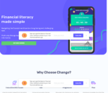 Budgeting and Financial Literacy Application